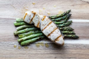 grilled opah quick recipe