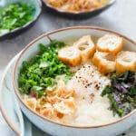 Cooking Vietnamese Rice Porridge (Congee)