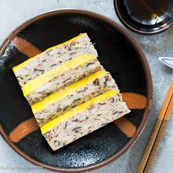 Vietnamese Egg Meatloaf (Cha Trung) is a delicious Southern dish which is easy and quick to make. You can enjoy it as either a side dish or main dish.