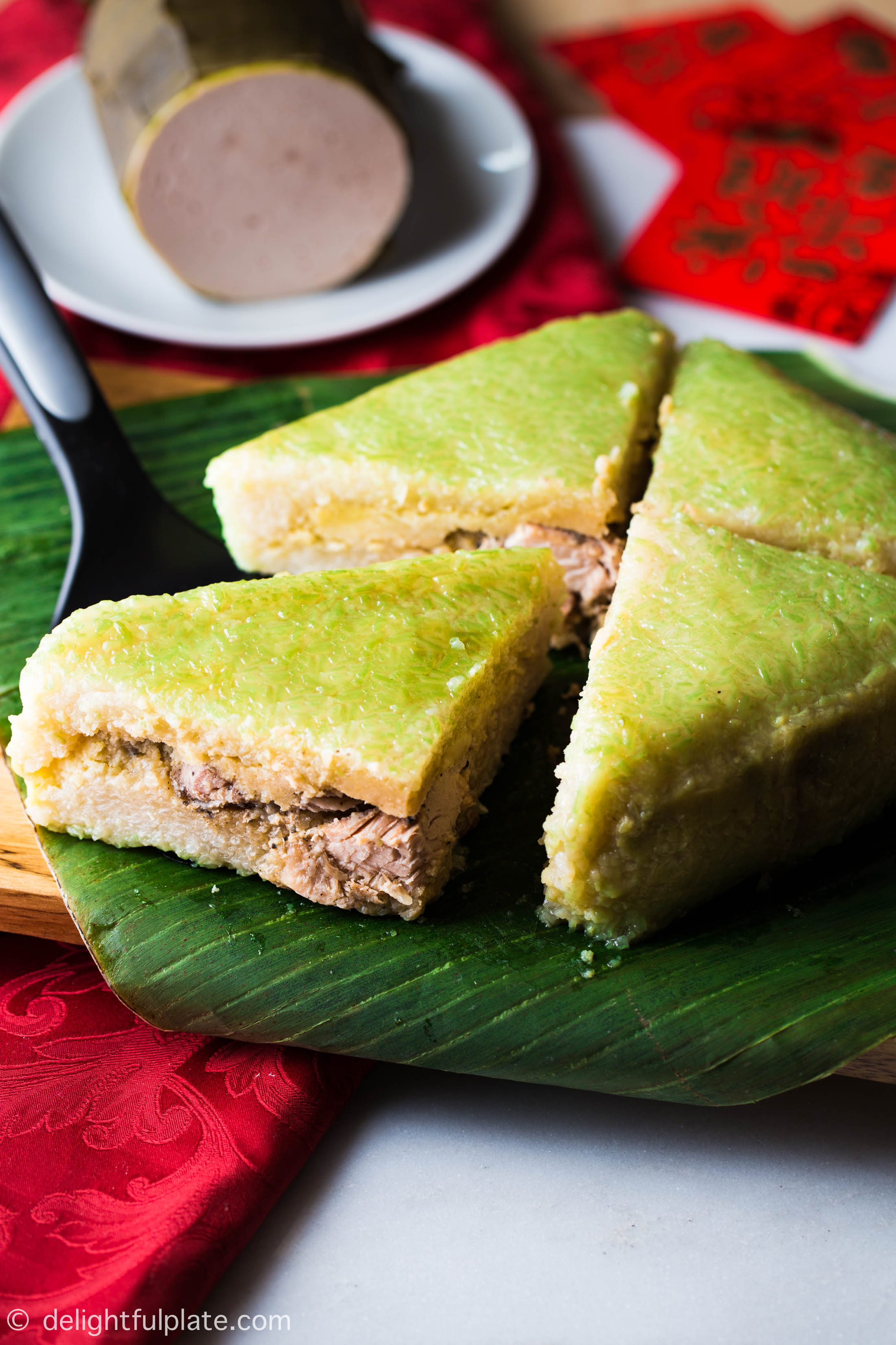 Sticky Rice Cake Recipes