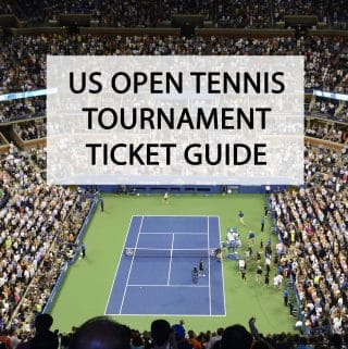 2019 US Open Tennis Ticket Tips and Prices