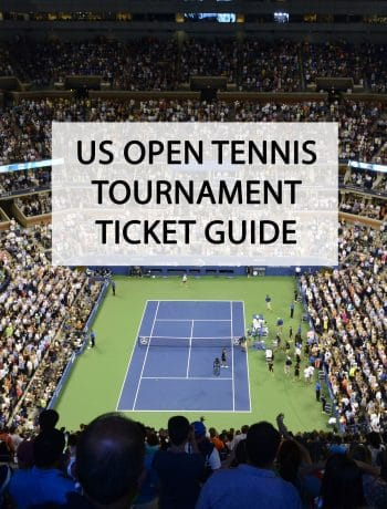 US Open Tennis Ticket Price and Tips