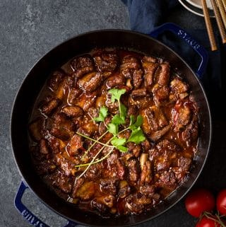 Vietnamese Sweet and Sour Pork Ribs (Suon Xao Chua Ngot)
