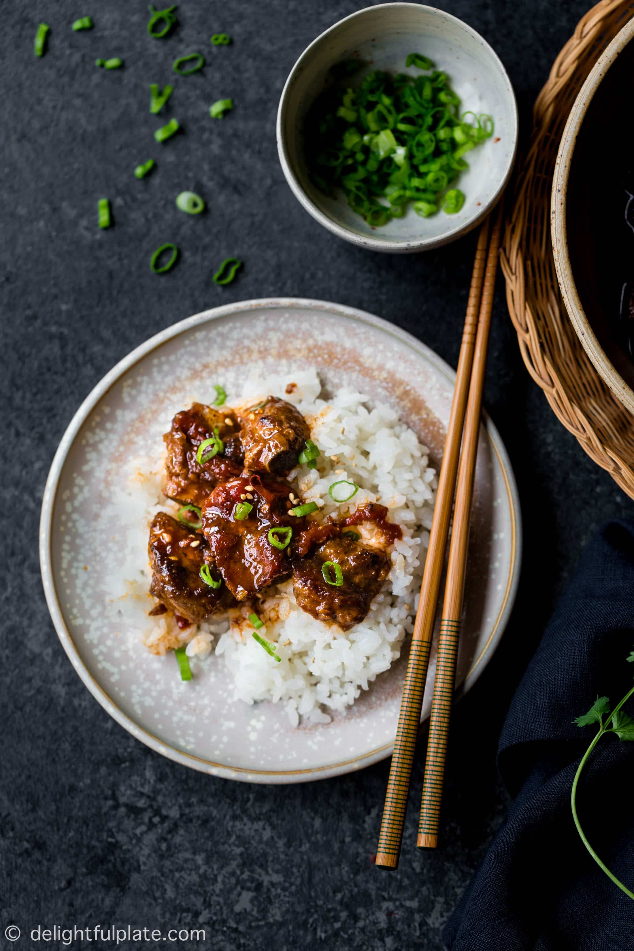 Vietnamese Sweet and Sour Pork Ribs (Suon Xao Chua Ngot) is a super yummy dish with tender ribs and mouthwatering sauce. Serve as a main dish with rice.