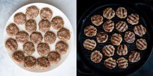 Cook Vietnamese Grilled Pork Meatballs (Bun Cha)