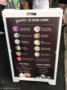 Graeter's Ice Cream at Western & Southern Open