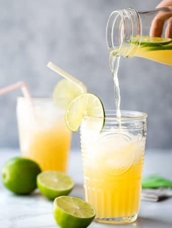 Vietnamese Lime Iced Tea (Tra Chanh Hanoi) is a refreshing drink that is well-loved by young people in Hanoi, Vietnam. You need just a handful of ingredients to make this popular Vietnamese drink.