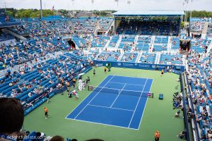 Western & Southern Open Grand View Box 702