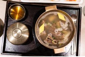 Seoul Food Travel Guide - Must Eats - Galbitang