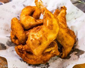 Seoul Food Travel Guide - Must Eats - Korean Fried Chicken