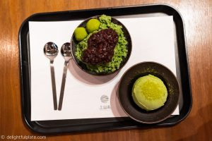 Seoul Food Travel Guide - Must try - O'sulloc Tea House