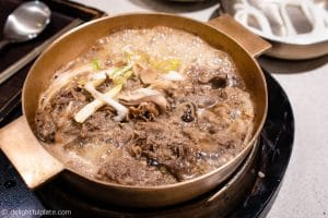 Seoul Food Travel Guide - Must try restaurants - Hanilkwan