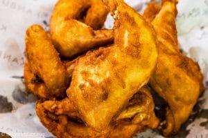 Seoul Food Travel Guide - Must try restaurants - Kkanbu Chicken, specialized in Korean fried chicken