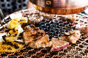 Seoul Food Travel Guide - Must try restaurants - The Maple Tree House barbecue