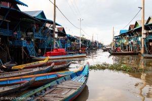 Must See in Siem Reap - Kampong Phluk floating village