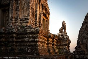 Must See in Siem Reap - Pre Rup temple at sunset