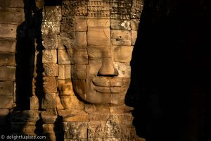 Must See in Siem Reap - Sunset at Bayon Temple