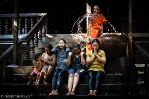 Must See in Siem Reap - Water Blessing