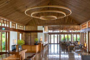 Azerai Can Tho Review - Arrival Pavilion