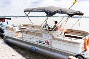 Azerai Can Tho Boat