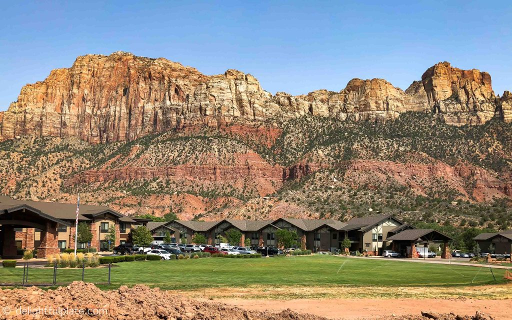 Springhill Suites in Springdale, Utah