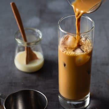 Vietnamese Iced Coffee (Cafe Sua Da)