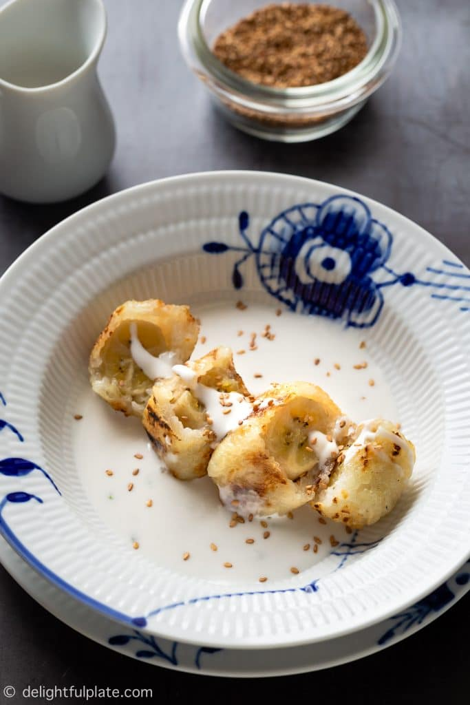 Vietnamese Grilled Banana Sticky Rice (Chuoi Nep Nuong ...