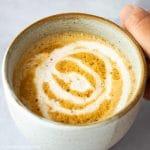Vietnamese Coconut Coffee (Cafe Sua Dua)