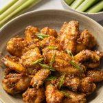 Air Fryer Lemongrass Chicken Wings