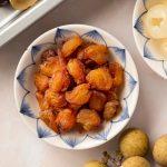 How to Dry Longan Fruit
