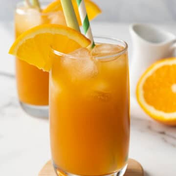 Ginger Orange Tea