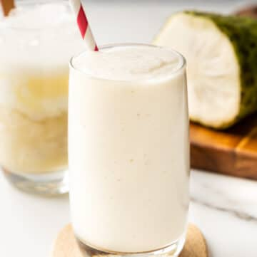 Soursop Smoothie (Sinh to mang cau)