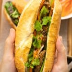 Vietnamese Beef Banh Mi