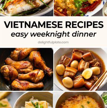 14 Easy Vietnamese Dinner Recipes